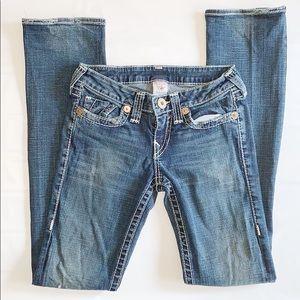 True Religion | Vintage Blue Jeans Size: 27